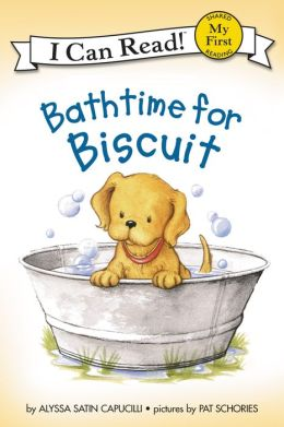 Bathtime for Biscuit (My First I Can Read Series)