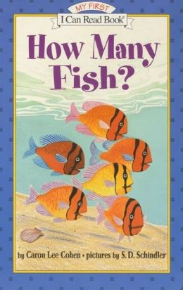 How Many Fish? (My First I Can Read Book Series)