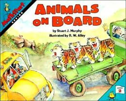 Animals on Board: Adding (MathStart 2 Series)