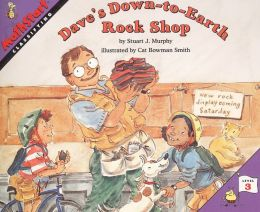 Dave's Down-to-Earth Rock Shop: Classifying (MathStart 3 Series)