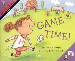 Game Time!: Time (MathStart 3 Series)