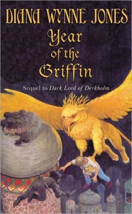 Year of the Griffin (Derkholm Series #2)