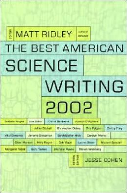 Best American Science Writing