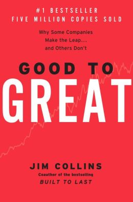 Good to Great: Why Some Companies Make the Leap...And Others Don't Unabridged on 8 CDs [10 Hours] Jim (Author) Collins