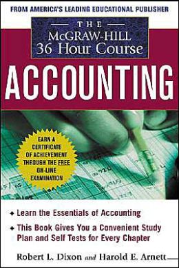 The McGraw-Hill 36-Hour Accounting Course, Third Edition