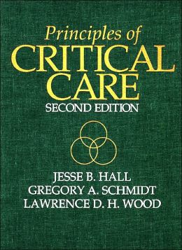 Principles of Critical Care
