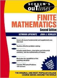 Schaum's Outline of Finite Mathematics