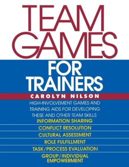 Team Games for Trainers