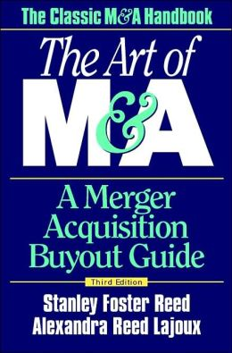 Art of M&A: A Merger Acquisition Buyout Guide