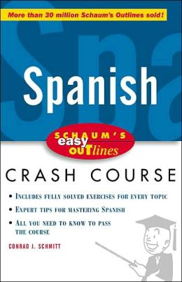 Schaum's Easy Outline: Spanish