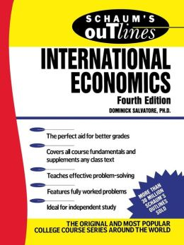 Schaum's Outline of International Economics