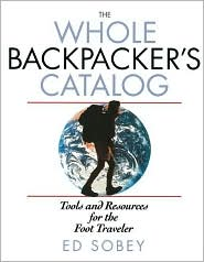 Whole Backpacker's Catalog