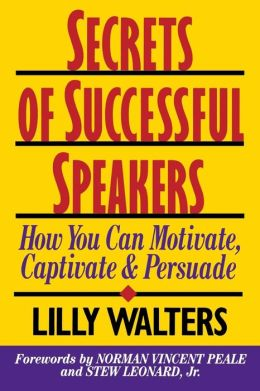 Secrets Successful Speakers