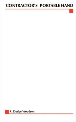 Contractor's Portable Handbook