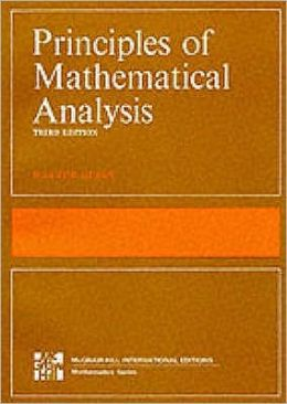 The Principles of Mathematical Analysis