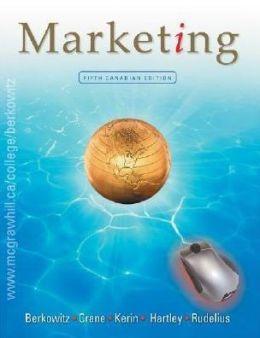 Marketing (Canadian Edition)