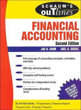 Schaum's Financial Accounting 2 Ed.