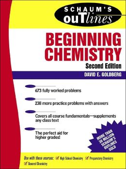 Schaum's Outlines of Beginning Chemistry