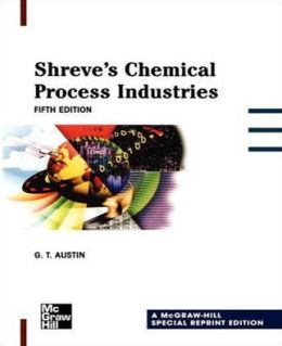 Sre Shreves Chemical Process Industries Handbook, 5/E