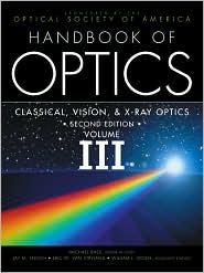Handbook of Optics, Vol. III