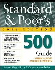 Standard and Poor's 500 Guide,2001 Edition