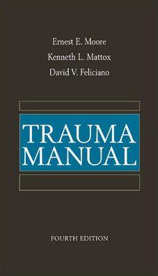 Trauma Manual, 4/e
