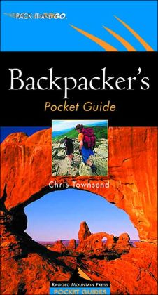 Backpacker's Pocket Guide (Pack It and Go Series)