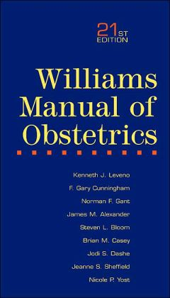 Williams Manual of Obstetrics