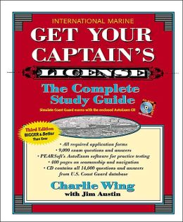 Get Your Captain's License: The Complete Study Guide