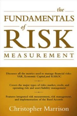The Fundamentals of Risk Measurement