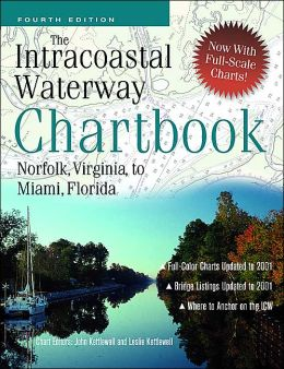 Intracoastal Waterway Chartbook: Norfolk, Virginia to Miami, Florida