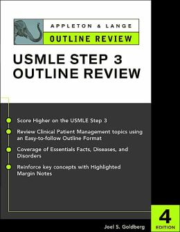 Appleton and Lange Outline Review for the USMLE Step 3
