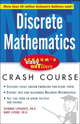 Discrete Mathematics (Schaum's Easy Outlines Series)