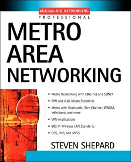 Metro Area Networking