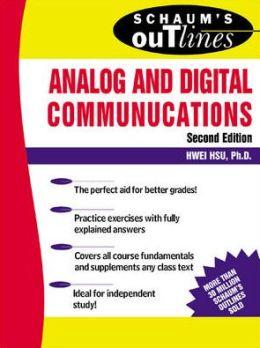 Schaum's Outline and Digital Communications
