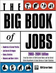 Big Book of Jobs 2003-2004