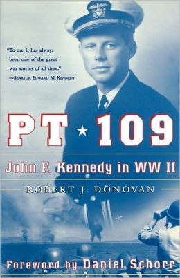 PT 109: John F. Kennedy in WW II