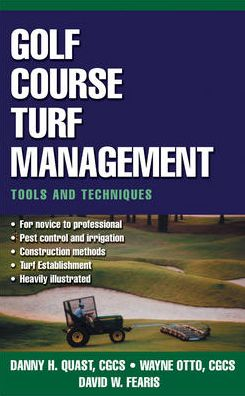 Golf Course Turf Management: Tools and Techniques