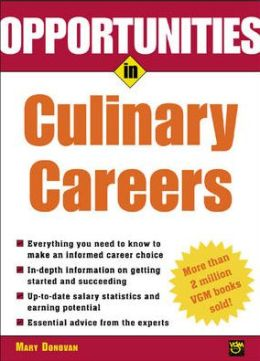 Opportunities In Culinary Careers