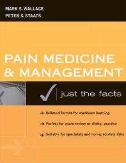 Pain Medicine And Management