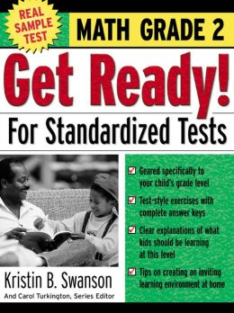 Get Ready! For Standardized Tests, Math Grade 2