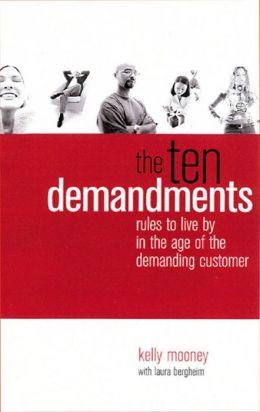 The Ten Demandments