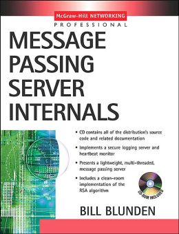 Message Passing Server Internals