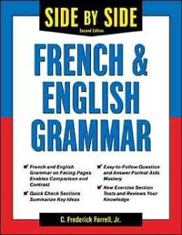 Side-by-Side French and English Grammar