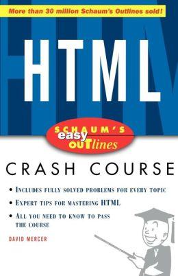 Schaum S Easy Outline Of Html