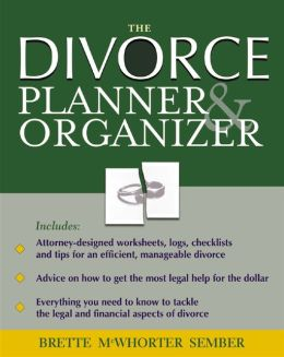 The Divorce Organizer and Planner