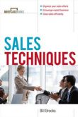 Book Cover Image. Title: Sales Techniques (Briefcase Books Series), Author: William  Brooks
