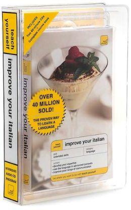 Teach Yourself Improve Your Italian