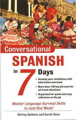 Conversational Spanish in 7 Days