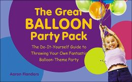 The Great Balloon Party Book